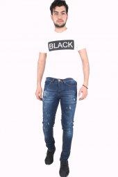 Vikings Jeans Erkek Kot Denim Pantolon 32 Boy 1119