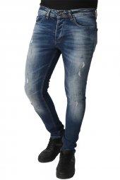 VİKİNGS JEANS Erkek Kot - Denim Pantolon - 32 Boy - 1103