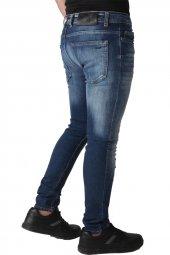 VİKİNGS JEANS Erkek Kot - Denim Pantolon - 32 Boy - 1103-3