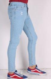 Vikings Jeans Erkek Kot Denim Pantolon 32 Boy 1073