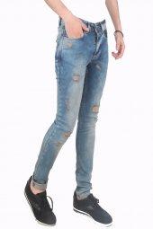Vikings Jeans Erkek Kot Denim Pantolon 32 Boy 1033
