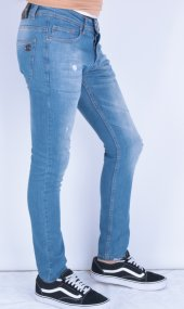Vikings Jeans Erkek Kot Denim Pantolon 32 Boy 1008