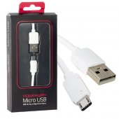 Powerway Sm 03 S3 S4 Samsung Mıcro Usb 2000 Ma Şarj Ve Data Kablosu * Powermaster
