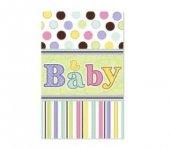 Masa Örtüsü Baby (Tıny Bundle) 137x259 1 Adet
