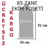 Istiridye Mantarı Kompost Ekim Poşeti (85 Adet)...