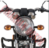 Kuba Dragon 50cc Ön Far Orjinal