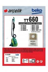 Arçelik Beko Tt660 Toz Torbası 10'lu Paket