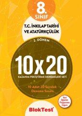 Bloktest 8.sınıf T.c.inkılap 10x20 Deneme (2.dnm)