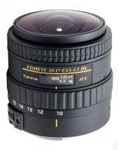 Tokina Af 10 17mm F3.5 4.5 Atx Nh Lens Canon Uyumlu