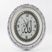 Allah Yazılı Taşlı Duvar Ve Masa Saati