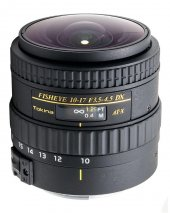 Tokina Af 10 17mm F3.5 4.5 Atx Nh Lens Nikon Uyumlu