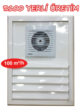 AIRCOL 100 FANLI MENFEZ 45x45