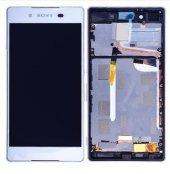 Sony Xperia Z3 Plus Z3+ Ekran Ve Dokunmatik...