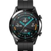 Huawei Watch GT2 Sport 46mm Akıllı Saat - Siyah (Huawei TR Garantili)