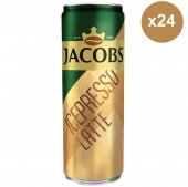 Jacobs İcepresso Latte 250ml X 24 Adet Soğuk Kahve