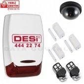 Desi Midline Alarm Seti 3- Hırsız Alarmı - Alarm Sistemi + Kamera