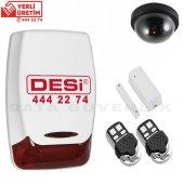 Desi Midline Alarm Seti - Hırsız Alarmı - Alarm Sistemi + Kamera