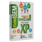8. Sınıf Lgs Farklı İsem İngilizce Soru Bankası İsem Yayıncılık