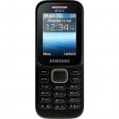 Samsung B310(D500) Dual Sim Siyah Tuşlu Cep Telefonu (İthalatçı F