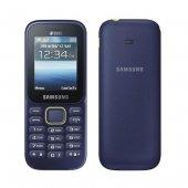 Samsung B310(D500) Dual Sim Lacivert Tuşlu Telefon(İthalatçı Firm