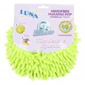 Luna Yuvarlak Makarna Mop Mikrofiber