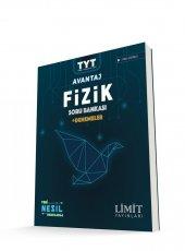 Limit Yayınları Avantaj TYT Fizik Soru Bankası ve Denemeleri