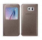 Samsung Galaxy S6 Orjinal S View Cover Ef Cg920pfegww