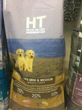 Ht Puppy Yavru Mini Ve Medıum Köpek Maması 12,5 Kg