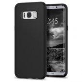 Spigen Samsung Galaxy S8 Plus Kılıf Liquid Crystal Matte Black - -4