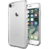 Spigen Apple İphone 7 Kılıf Ultra Hybrid Crystal Clear 042cs204