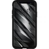 Spigen Apple iPhone X Kılıf Liquid Air Armor Black - 057CS22123-2