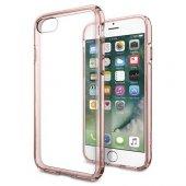 Spigen Apple iPhone 7 Kılıf Ultra Hybrid Rose Crystal - 042CS2044-2