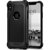 Spigen Apple İphone X Kılıf Rugged Armor Extra 057cs22154