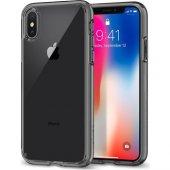 Spigen Apple İphone X Kılıf Ultra Hybrid Space Crystal 057cs221