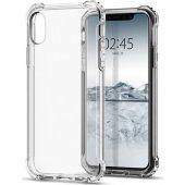 Spigen Apple iPhone X Kılıf Rugged Crystal - 057CS22117
