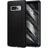 Spigen Samsung Galaxy Note 8 Kılıf Liquid Air Armor Black 587cs