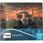 Puzzle 1000 Parça B. Ayasofya Adam Games 48*68
