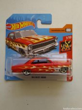 Hot Wheels Tekli Arabalar 66 Chevy Nova Fyc42
