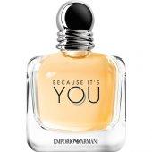 Emporio Armani Because Its You Edp 100 Ml Bayan