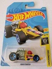 Hot Wheels Tekli Arabalar Head Starter Fyf93