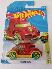 Hot Wheels Tekli Arabalar Tricera Truck Fyf44