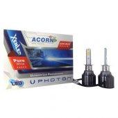 Photon Şimşek Etkili Led Xenon Acorn 5 Plus 12000LM H7-4