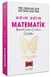 2020 Tüm Sınavlar İçin Adım Adım Matematik Yargı Yayınları