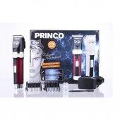 Princo Pr 530 Şarjlı Saç Sakal Kesme Traş...