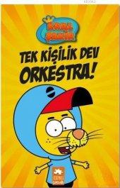 Kral Şakir 1 Tek Kişilik Dev Orkestra (Ciltli)