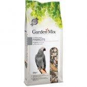 Gardenmix Platin Papağan Yemi 800 Gr X 5 Adet