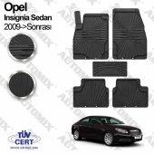 İmage Opel İnsignia Oto Paspas Seti Siyah