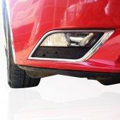 Spider Seat Leon3(2013)5f Krom Sis Farı Çerçeces İ 2prç.