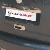 Spider Volkswagen Caddy(03 10) Krom Bagaj Açma
