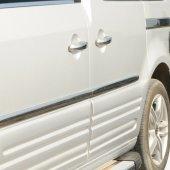 Spider Vw Caddy03 10yan Kapı Çıtası 4 Prç Maxi